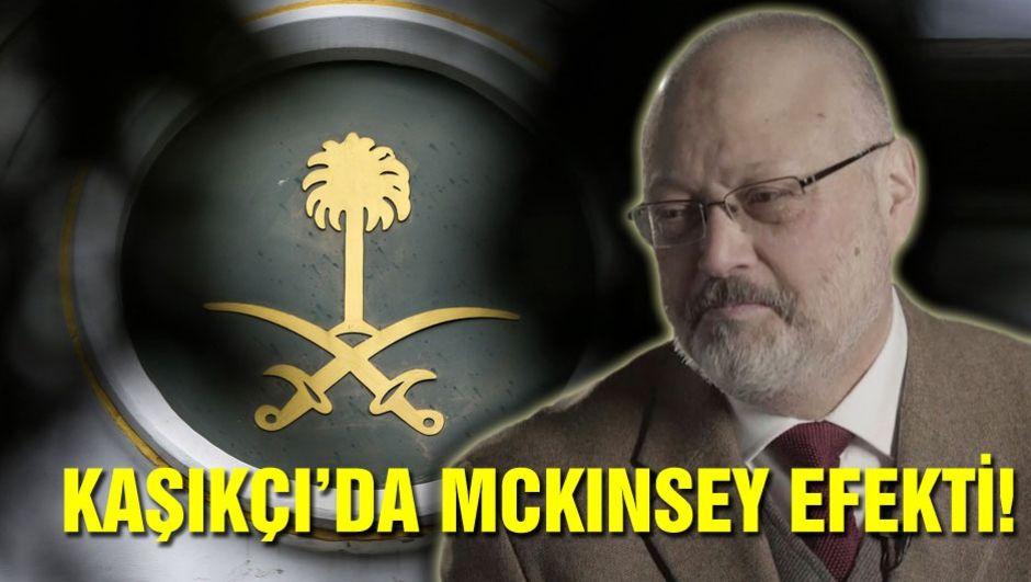 Kaşıkçı'da McKinsey efekti
