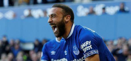 Cenk attı, Everton kazandı