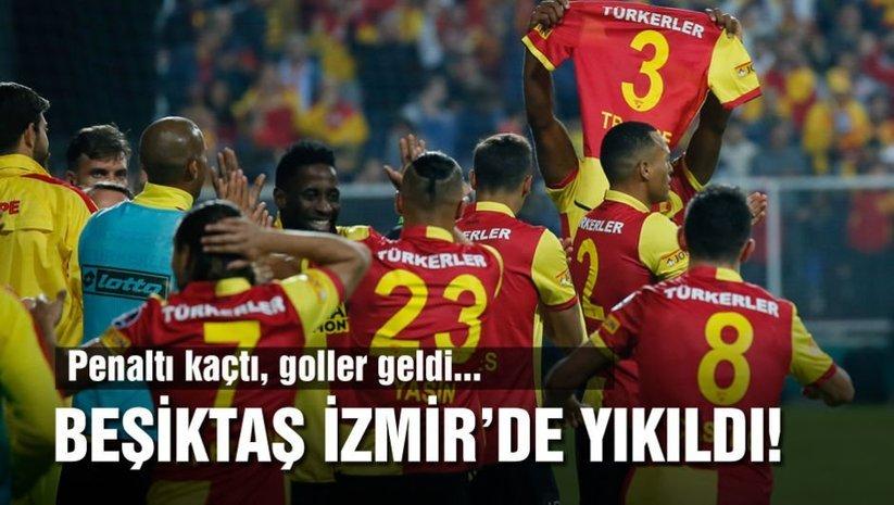 Beşiktaş fırsat tepti, 3 puanı bıraktı!