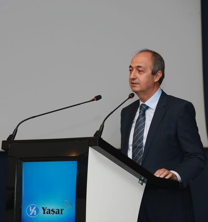 Yaşar Holding İcra Başkanı Dr. Mehmet Aktaş