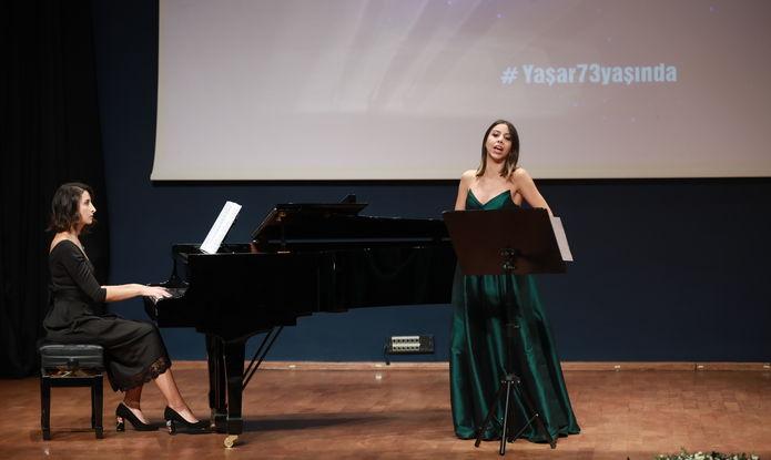 Yaşar Üniversitesi Müzik Bölümü dinletisi...