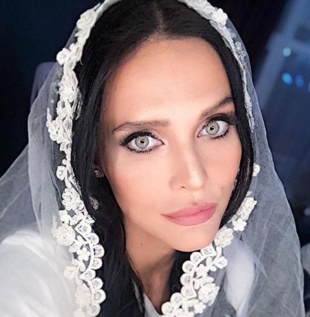 Fatoş Kabasakal, Erkan Kayhan ile evlendi - Magazin haberleri