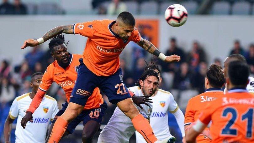Başakşehir kalesine duvar ördü Avrupa'nın en az gol yiyen 3. takımı!