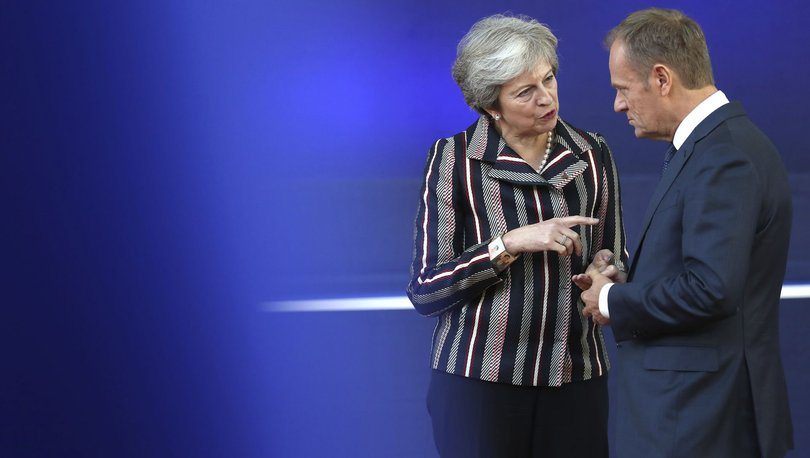May parlamentoya konuşacak: Brexit yüzde 95 tamam