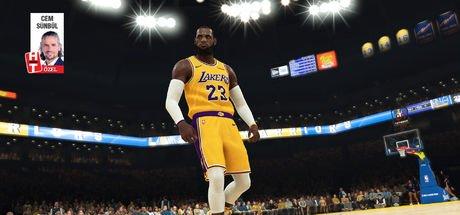 LeBron'un Lakers macerası bu oyunda