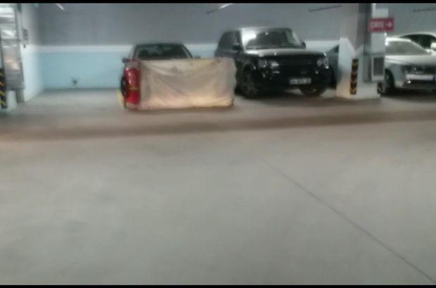 Konsolosluğa ait araç Sultangazi'de bulundu!