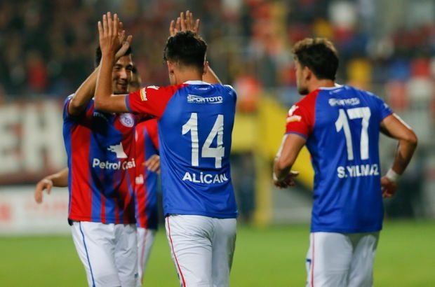 Altınordu, Eskişehirspor'u yendi