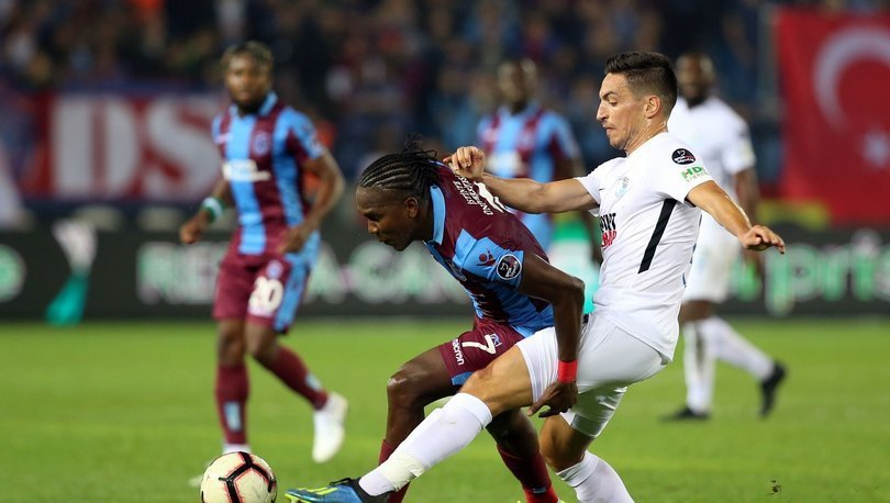 Trabzonspor Erzurumspor   MAÇ SONUCU Trabzonspor Erzurumspor maç özeti..