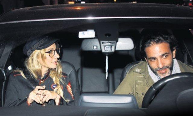 Tuba Ünsal ile sevgilisi Tal Garih ilk kez görüntülendi - Magazin haberleri