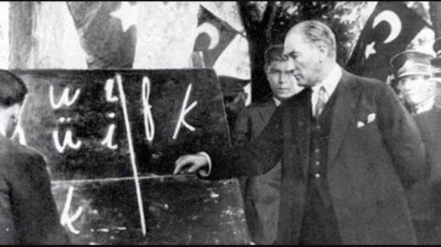 En güzel Atatürk resimleri: Mustafa Kemal Atatürk'ün en güzel ...