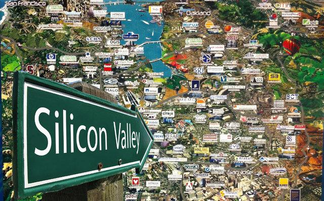 Silikon Vadisi'ni yöneten İranlılar