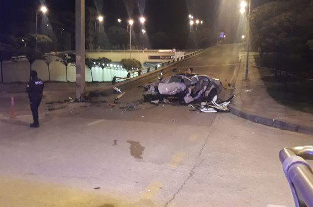 Başkentte trafik kazası! 2 kişi hayatını kaybetti