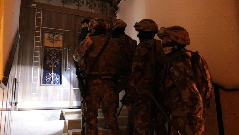 İstanbul'da uyuşturucu operasyonu! 40 gözaltı