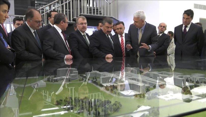 Sağlık Bakanı Fahrettin Koca: Bilkent Şehir Hastanemiz model olacak