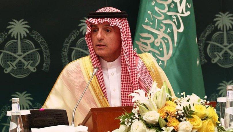 Suudi Arabistan Dışişleri Bakanı'ndan kritik açıklama!