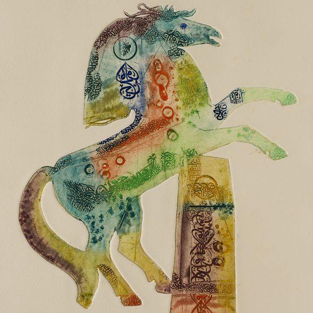 'Atlar, Hatlar ve Süleymannâme'
