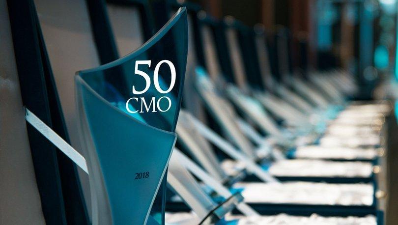 Türkiye'nin en ttkin 50 CMO'su