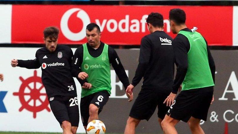 Beşiktaş'ta Genk hazırlıkları devam etti