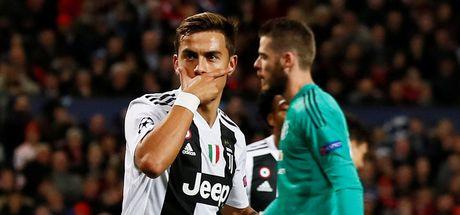Old Trafford'ta Juve güldü!