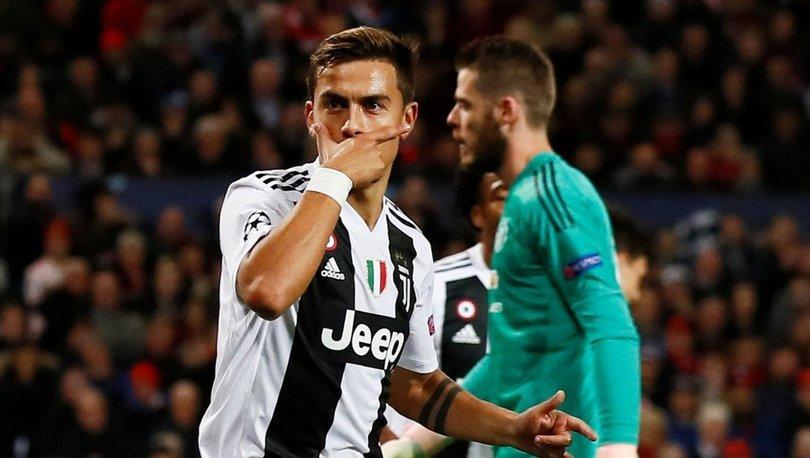 Manchester United: 0 - Juventus: 1 | MAÇ SONUCU
