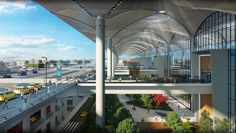 Yeni Havalimanı'na her gün 150 otobüsle 75 bin kişi taşıyacak