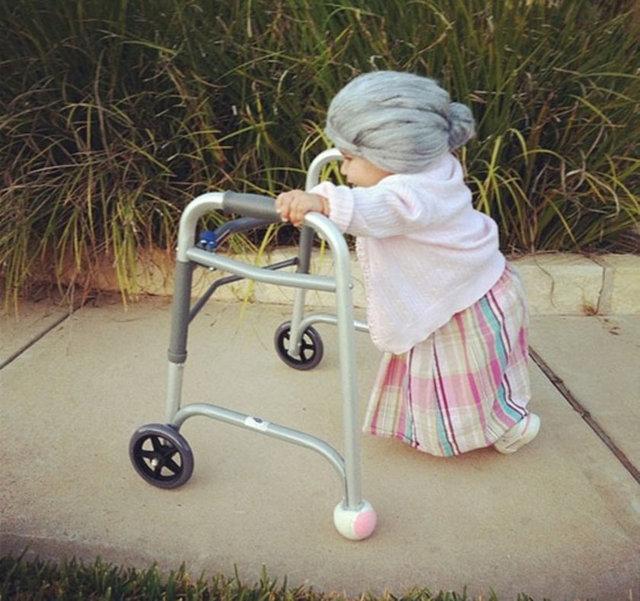 Gelmiş geçmiş en sevimli Cadılar Bayramı kostümleri