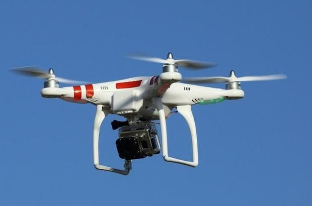 Drone'a bandrol!