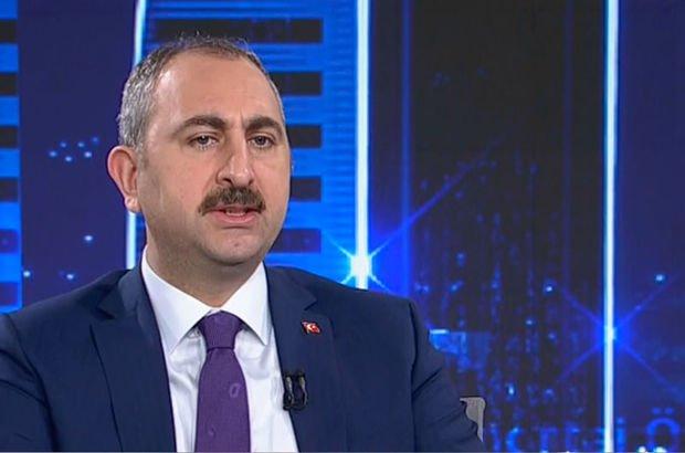 Adalet Bakanı'ndan açıklamalar