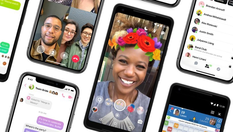 Facebook Messenger 4 hangi özelliklerle geliyor?
