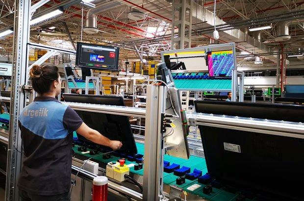Koç'un robotları işbaşında
