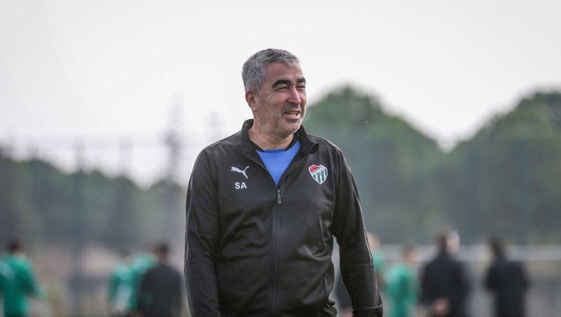 Samet Aybaba: Önümüzdeki 8 maçı kazanmak istiyoruz