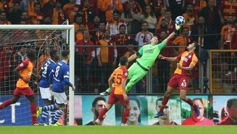 Galatasaray - Schalke 04
