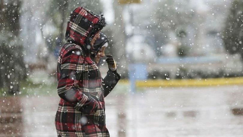 Hava durumu: Meteoroloji kar uyarısında bulundu! İstanbul hava durumu 25 Ekim