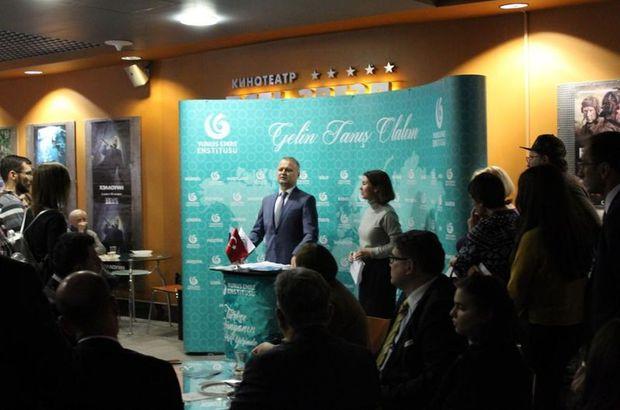 Türk Sineması Rus izleyiciyle buluşuyor