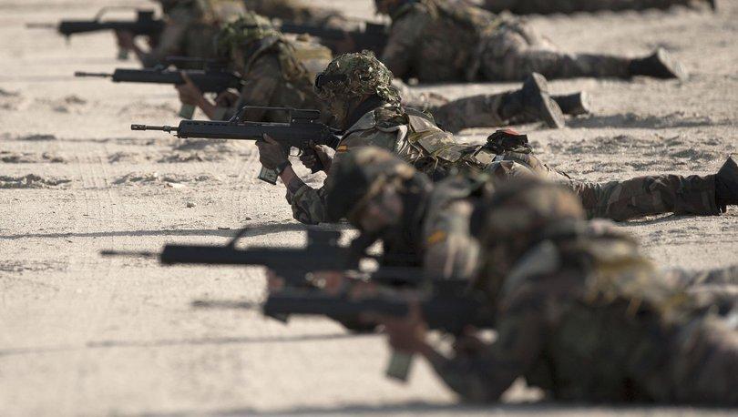 NATO'dan dev tatbikat!