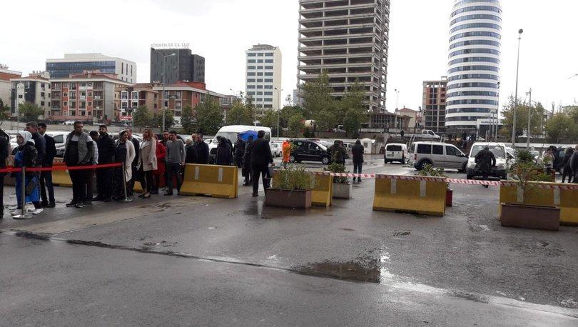 Anadolu Adliyesi'nde şüpheli araç alarmı! 1 kişi gözaltında