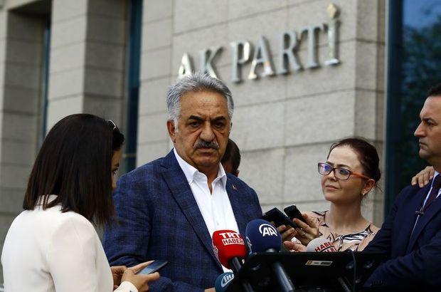 AK Parti'den Cumhur İttifakı ve Melih Gökçek açıklaması
