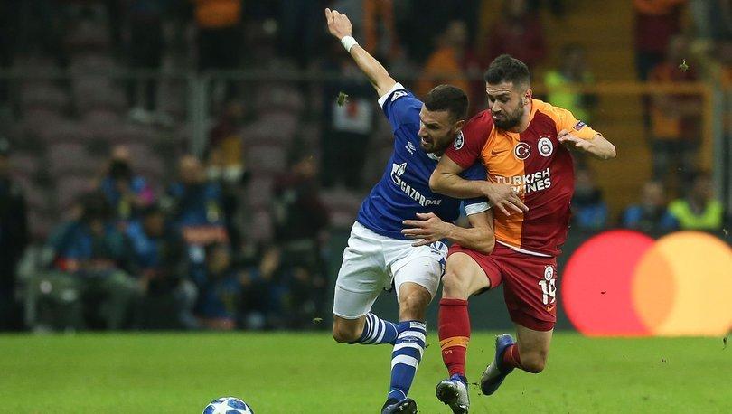 Galatasaray-Schalke 04 maçı Alman basınında