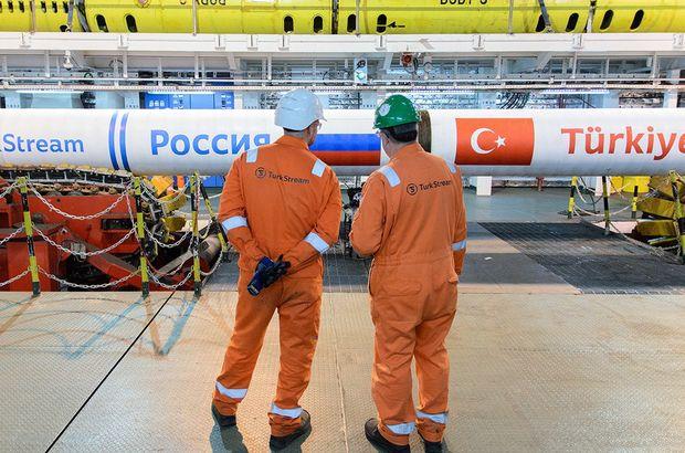 Putin açıkladı! İtalya da Türk Akımı'na katılabilir