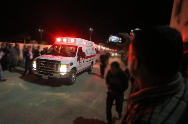 Ürdün'de öğrenci otobüsü sel sularına kapıldı: 10 ölü