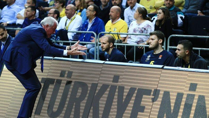 Zeljko Obradovic: Anadolu Efes galibiyeti hak etti