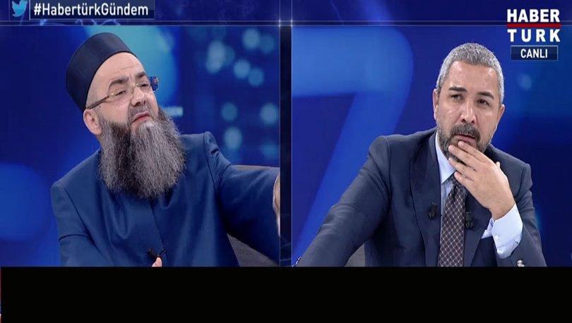 Cübbeli Ahmet Hoca, Habertürk'te soruları yanıtladı
