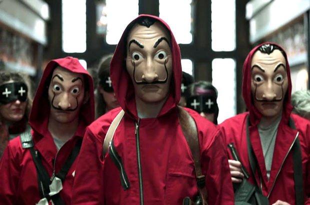 La Casa De Papelin yeni sezonundan ilk görüntüler yayınlandı 10