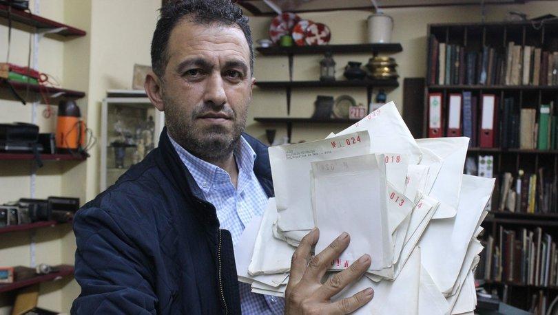 İstanbul'un bilinmeyen tarihine ışık tutan notlar çöpe gidiyordu