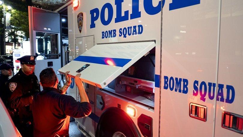 Son dakika... ABD'de bombalı paket paniği devam ediyor! 11. paket bulundu...