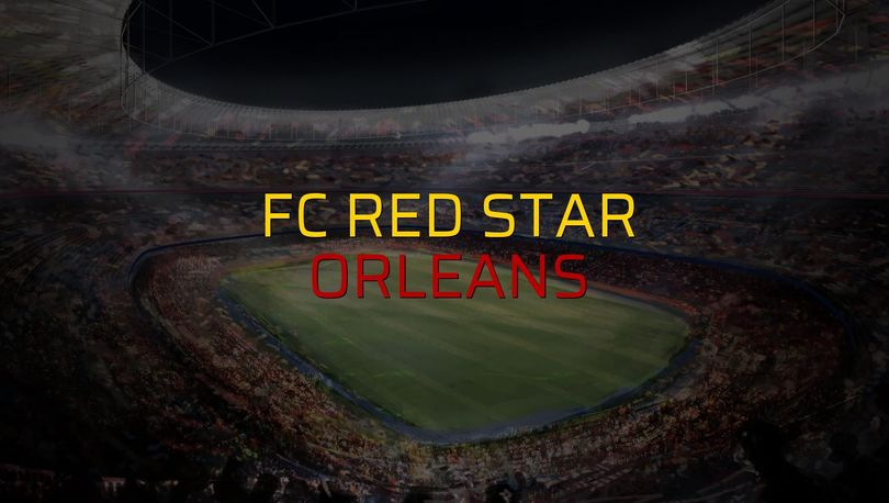 FC Red Star - Orleans maç önü
