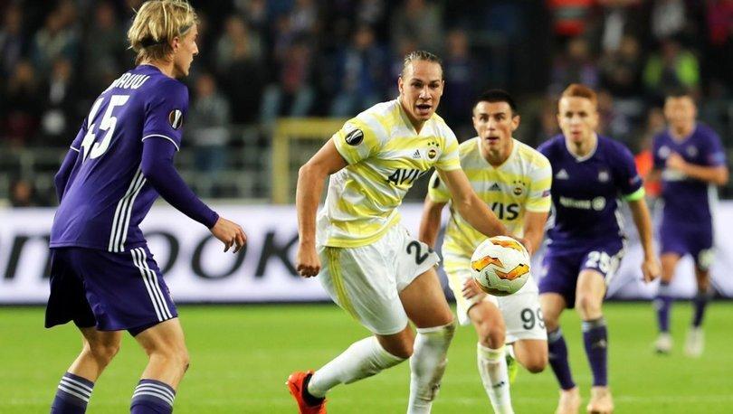 Fenerbahçeli Frey haftanın 11'ine seçildi!
