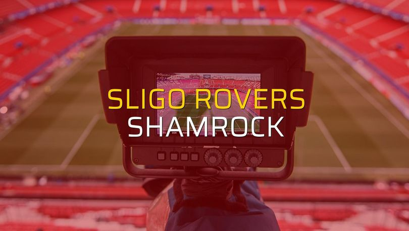 Sligo Rovers: 2 - Shamrock: 0 (Maç sona erdi)