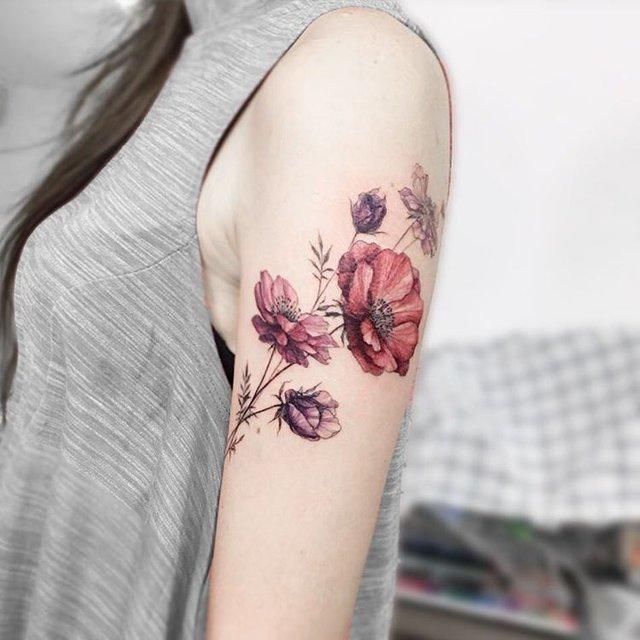 Popüler dövme desenleri ve anlamları