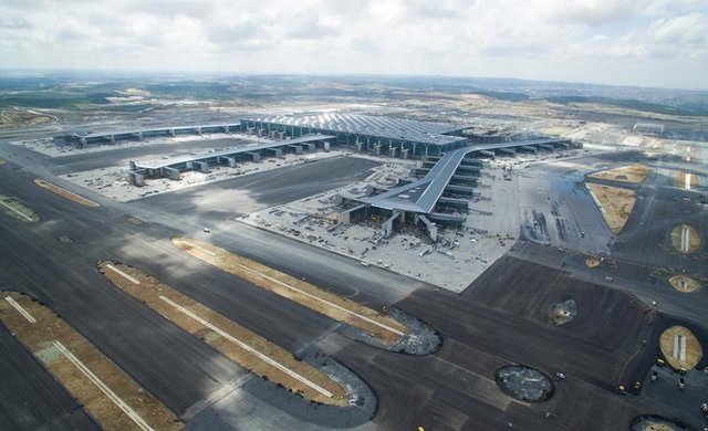 İstanbul Yeni Havalimanı bugün açılıyor
